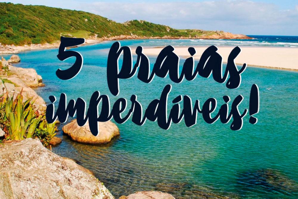 praias imperdíveis, 5 praias imperdíveis próximas a Praia do Rosa, Virada Mágica